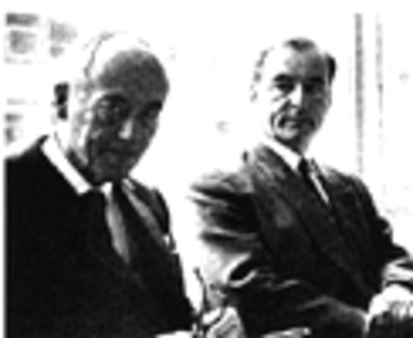Ernst Ruska and Max Knoll