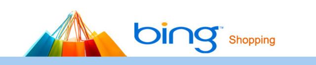Bing Shopping el buscador de productos