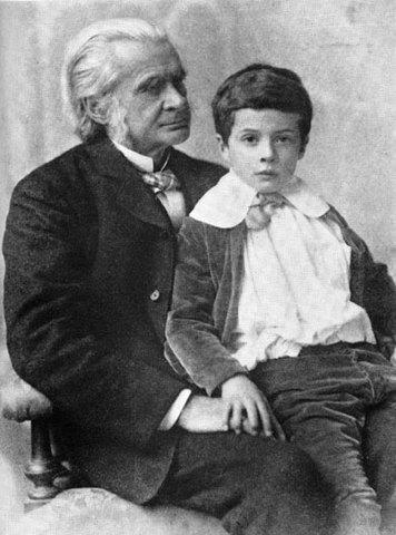 Julian Huxley was born (J.H)
