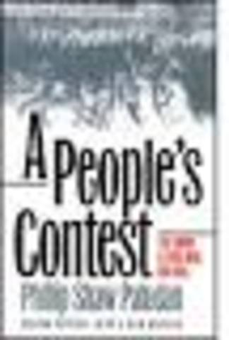 """...""""a People's contest..."""