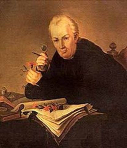 José Celestino Mutis