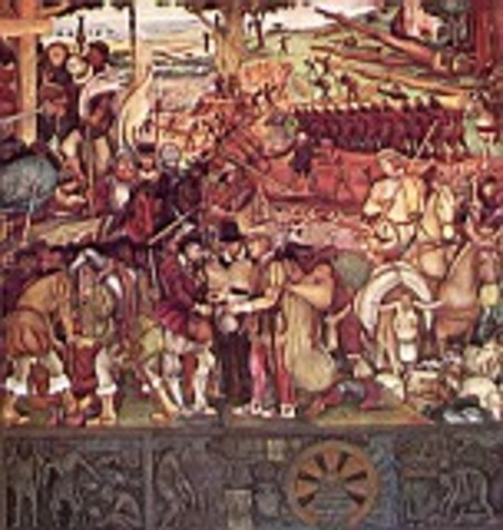 Conquistas Antillanas o tempranas