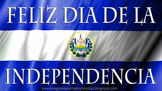 Indipendencia de El Salvador