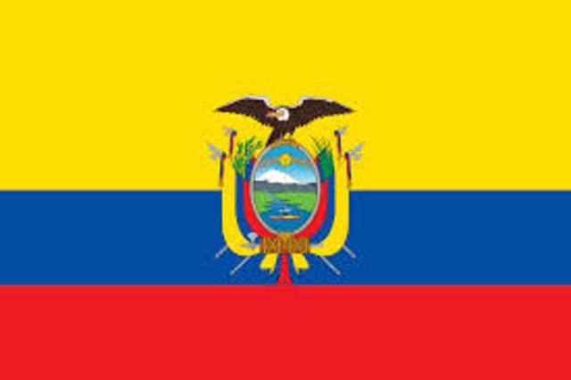 Emacipacion de Ecuador