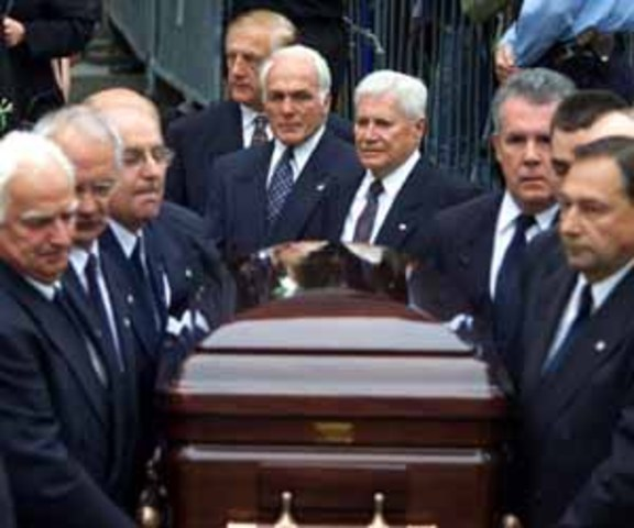 Maurice Richard's Funeral