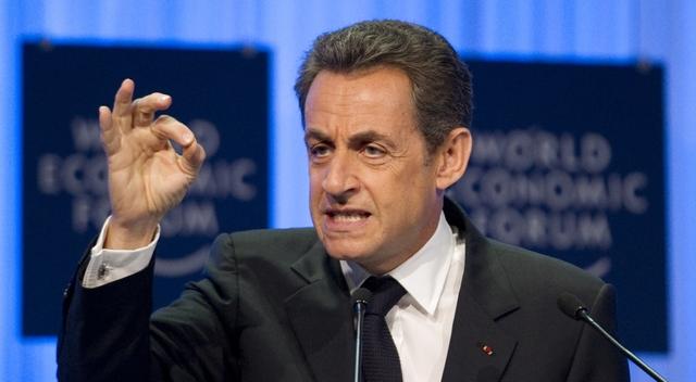 Nicolas Sarkozy exige la refundación del capitalismo.