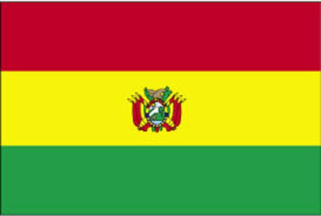 Ind. de Bolivia