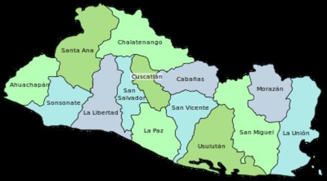 Emacipacion de El Salvador