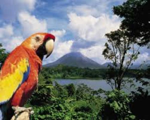 Emacipacion de Costa Rica