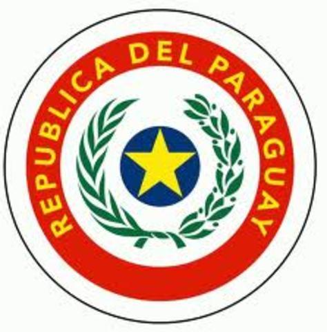 Emacipacion de Paraguay