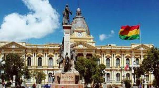 Emacipacion  Bolivia