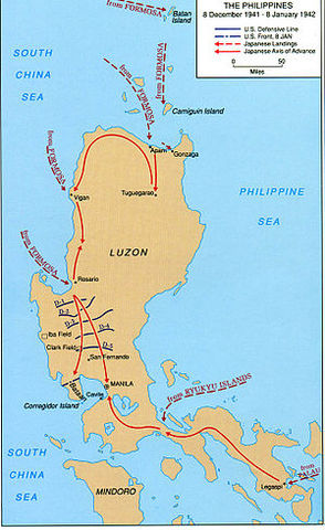 Philippines Campaign