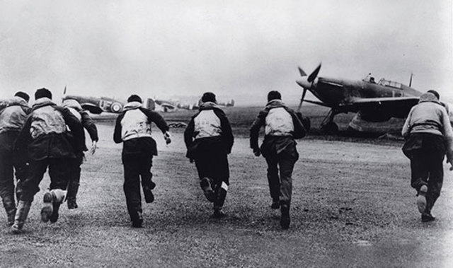 1940 Battle of Britain – Royal Air Force defeats German Air Force to prevent invasion of their island