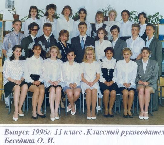 Пролетели школьные годы