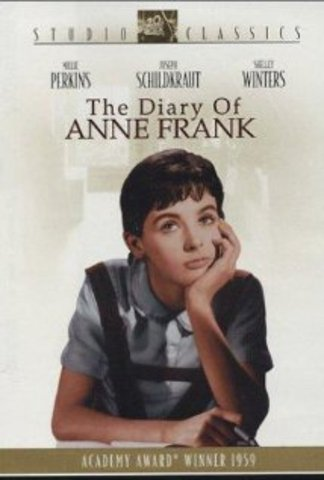 The Diary of Anne Frank movie