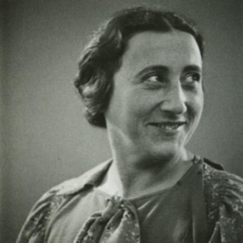 Edith Hollander birth