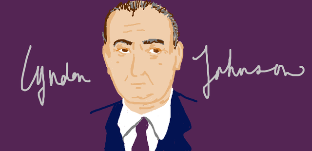 Lyndon B. Johnson's Inauguration