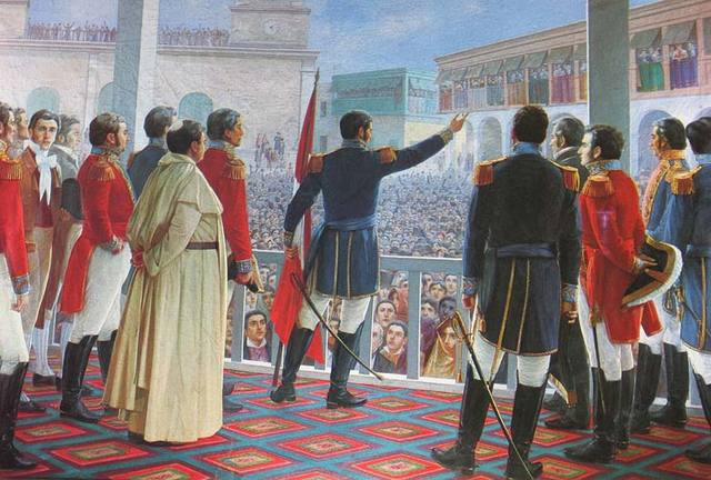 Independencia de Peru