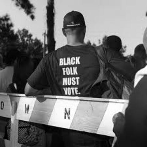 Black Voting