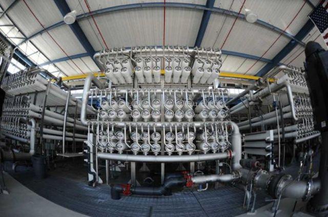 Desalination Demonstration Plant Built in United States