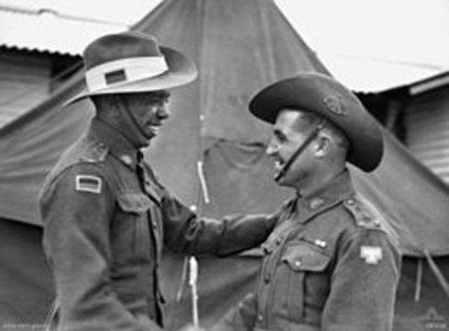 First Indigenous Australian becomes an officer