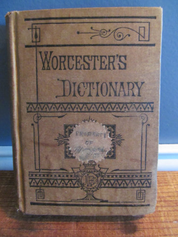 Worcester's Primer of the English Language