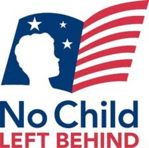 NCLB - No Child Left Behind