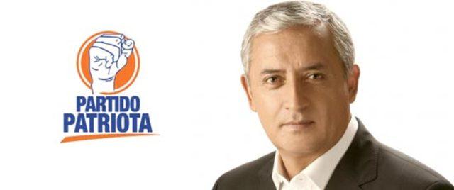 Presidencia del General Otto Perez Molina