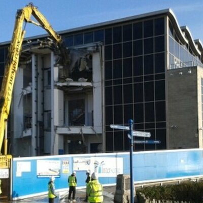 the Shortlived History of the Bournemouth Imax timeline