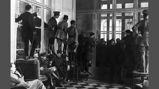 Peace Treaty with Germany