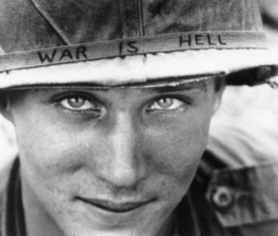 US Soldiers Deployed in Vietnam!