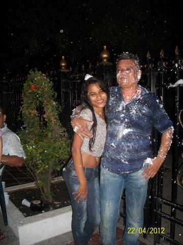 Birthday of my dad