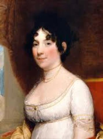 Person: Dolley Madison