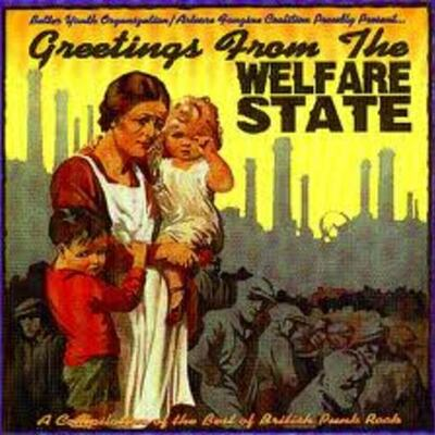 The Modern Welfare State timeline