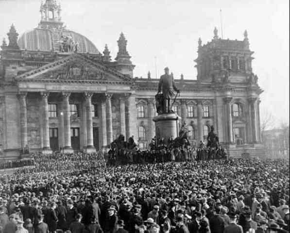 Revolución alemana