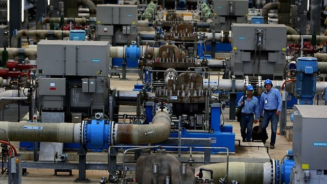 Kwinana Desalination Plant Built