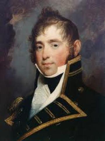 Person: Captain James Lawrance