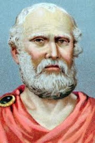 Platón 300 a.C.