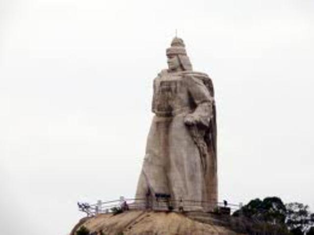 Zheng Cheng Gong captured Taiwan