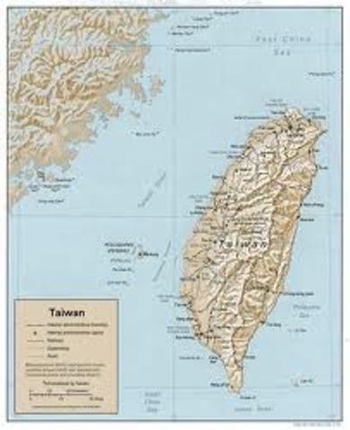 Taiwan as a province