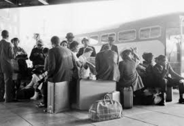 All Bus stations desegregated