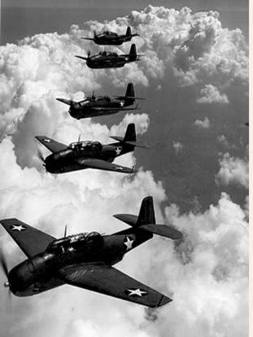 2) Segunda Guerra Mundial