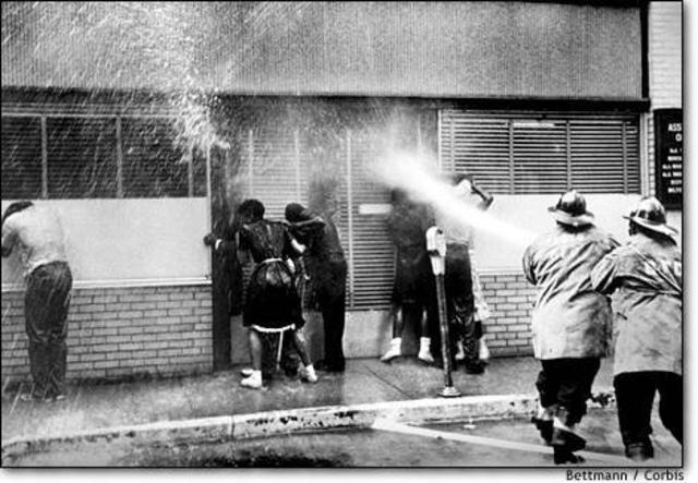 Birmingham Civil Rights Protests