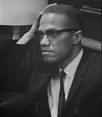 Malcolm X is Assassinated