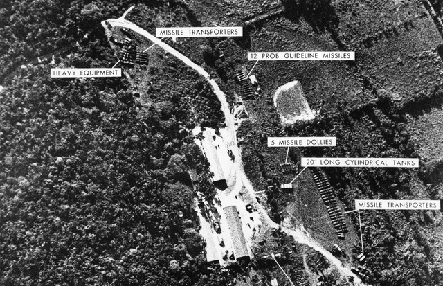 Domestic policy&problems in the US under: Kennedy -Cuban Missle Crisis