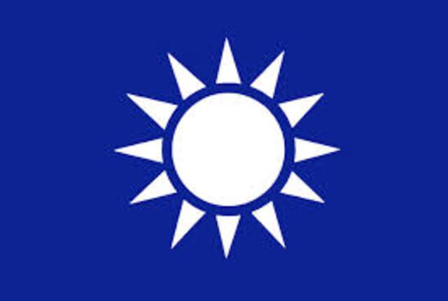 The Establishment of Republic of China