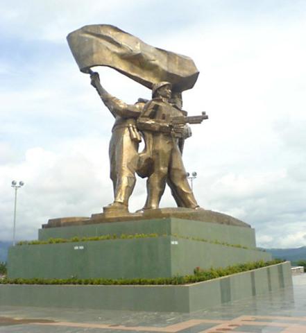 Battle of Dien Bien Phu, Vietnam