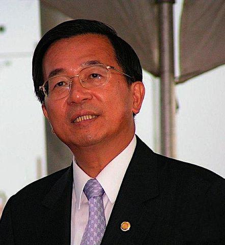 Chen Shui-bian as President