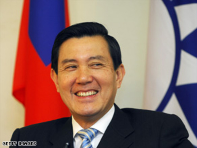 President Ma Elected