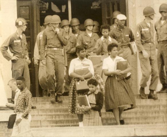 Little Rock Desegregation Crisis